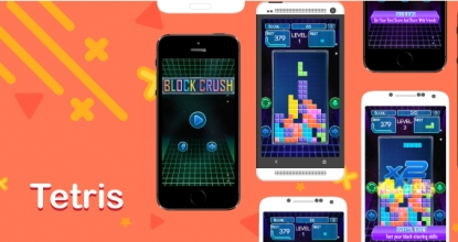 Tetris - Block Crush